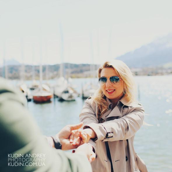Love Story in Luzern - фото №15