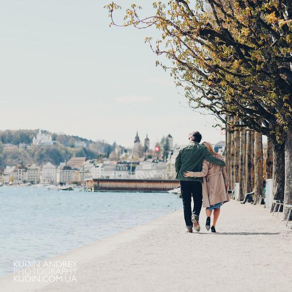 Love Story in Luzern - фото №39