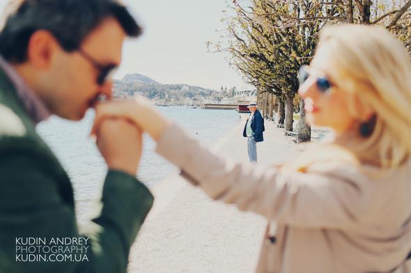 Love Story in Luzern - фото №16