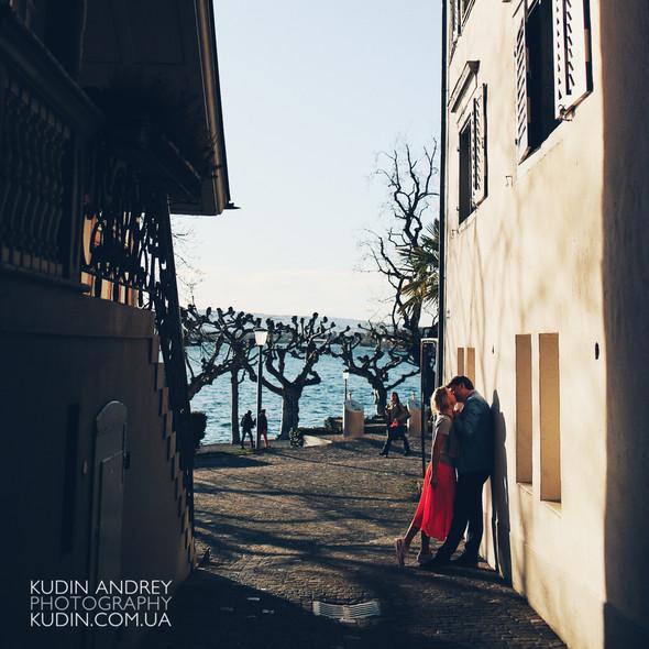 Love Story in Luzern - фото №32