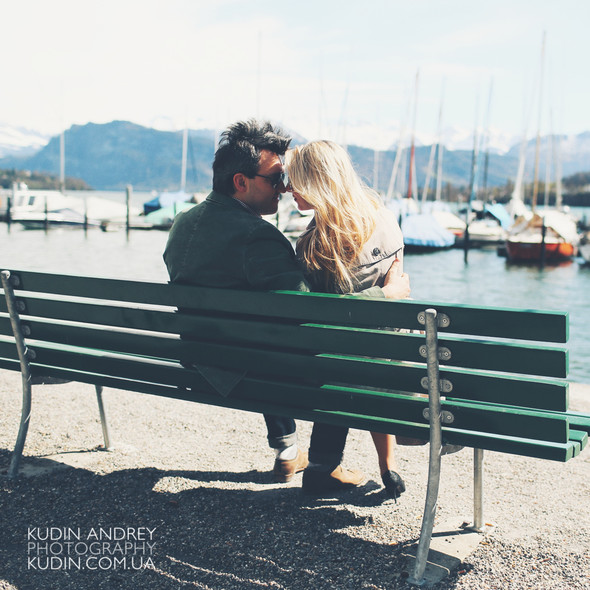 Love Story in Luzern - фото №3
