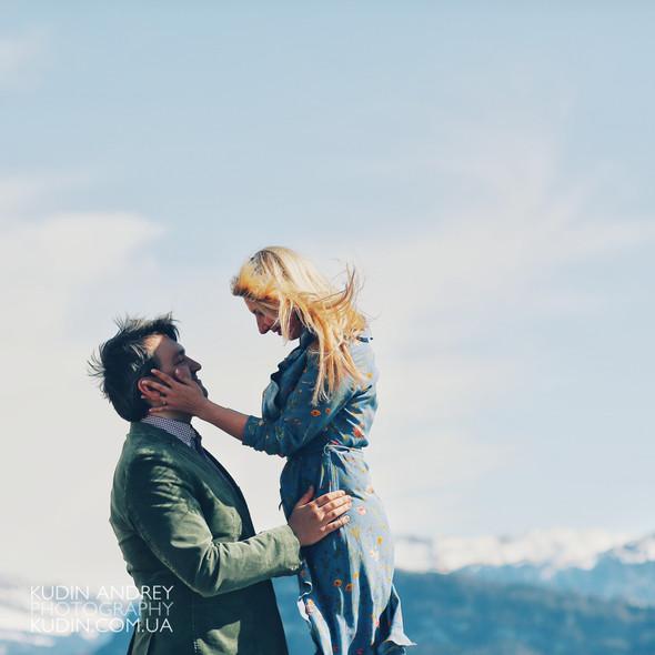 Love Story in Luzern - фото №35