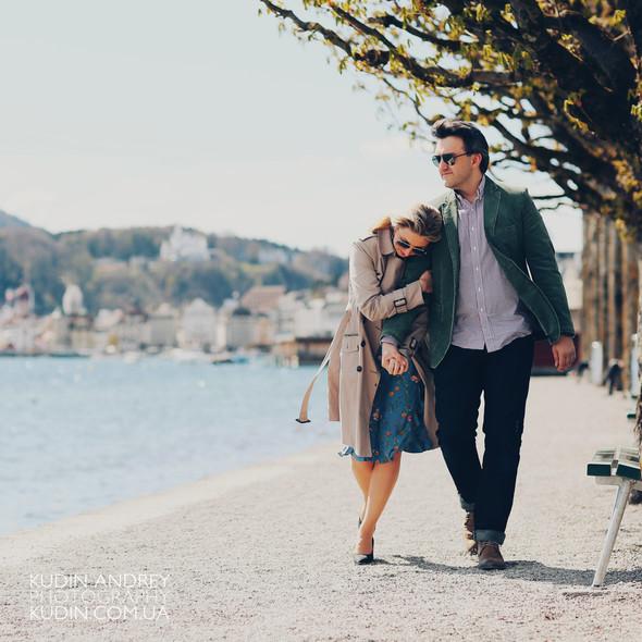 Love Story in Luzern - фото №36
