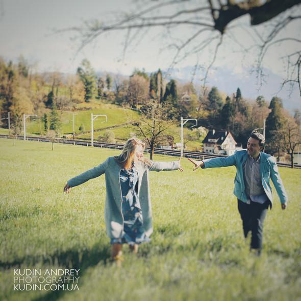 Love Story in Luzern - фото №47
