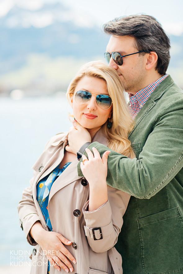 Игорь и Жанна(Люцерн, Цуг) - фото №18