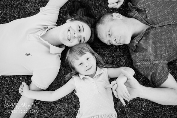 Юля, Саша и Лера - фото №9