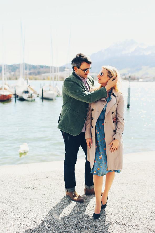 Love Story in Luzern - фото №26