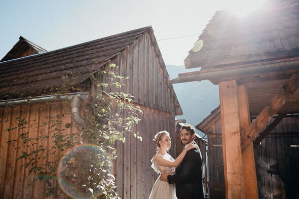 Achilles & Ellen. Hallstatt - фото №17