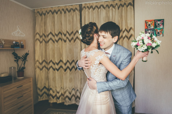 Катя и Андрей - фото №9