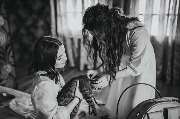 Аня и Лёша - фото №10
