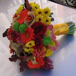 Студия флористики и дизайна TIA FLOR - декоратор, флорист в Киеве - фото 1
