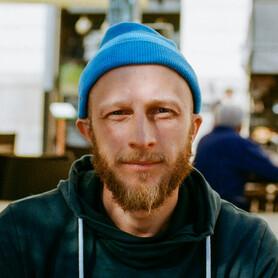Фотограф Євгеній Мед