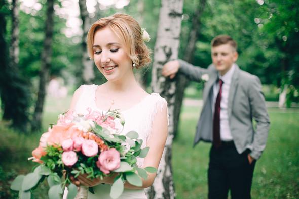 Женя и Саша - фото №11