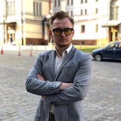 Дмитрий  Пустовит - ведущий в Киеве - фото 1