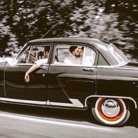 Ретро кортеж. Авто на свадьбу. Авто на весілля. - авто на свадьбу в Черновцах - портфолио 3