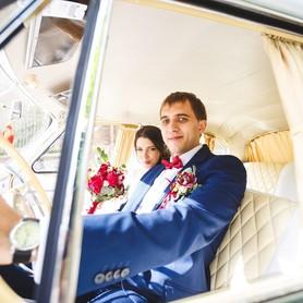 Ретро кортеж. Авто на свадьбу. Авто на весілля. - авто на свадьбу в Черновцах - портфолио 2