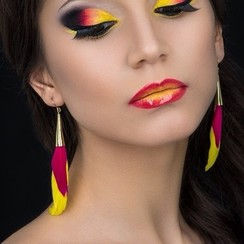 Make up artist Julia Tikhomirova - фото 4