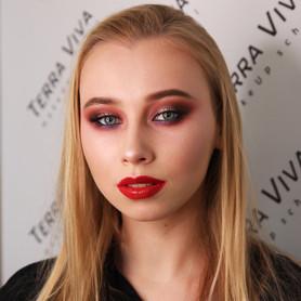 Евгения Скринник - стилист, визажист в Киеве - портфолио 5