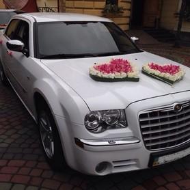 прокат Лімузина Крайслер - авто на свадьбу в Луцке - портфолио 3