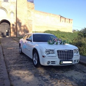 прокат Лімузина Крайслер - авто на свадьбу в Луцке - портфолио 4