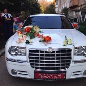 прокат Лімузина Крайслер - авто на свадьбу в Луцке - портфолио 2