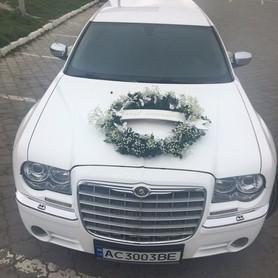 прокат Лімузина Крайслер - авто на свадьбу в Луцке - портфолио 5