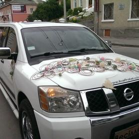 прокат Лимузини Луцьк - авто на свадьбу в Луцке - портфолио 6
