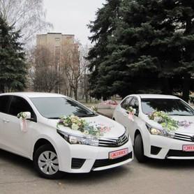 прокат авто на весілля Седани ауді бмв мерседес кр - авто на свадьбу в Луцке - портфолио 4
