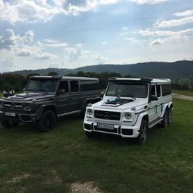 Прокат Авто Мерседес Кубік G клас 6х6 Араб - авто на свадьбу в Ровно - портфолио 5