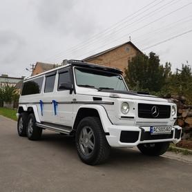 Прокат Авто Мерседес Кубік G клас 6х6 Араб - авто на свадьбу в Ровно - портфолио 3