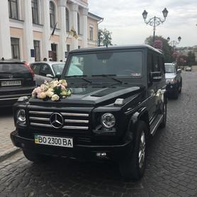 Прокат Авто Мерседес Кубік G клас 6х6 Араб - авто на свадьбу в Ровно - портфолио 6