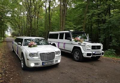 Рома оренда авто на весілля - фото 2