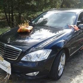 Прокат Мерседес на весілля - авто на свадьбу в Ровно - портфолио 5