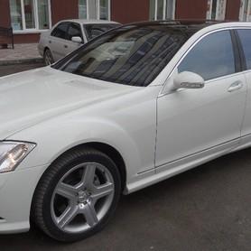 Прокат Мерседес на весілля - авто на свадьбу в Ровно - портфолио 3