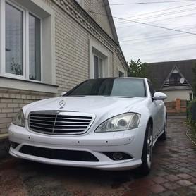 Прокат Мерседес на весілля - авто на свадьбу в Ровно - портфолио 1