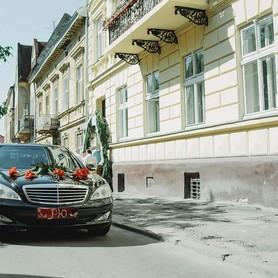 Прокат Мерседес на весілля - авто на свадьбу в Ровно - портфолио 6