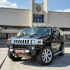 Прокат авто на весілля Хамер Крайслер Мерседес - авто на свадьбу в Ужгороде - портфолио 4