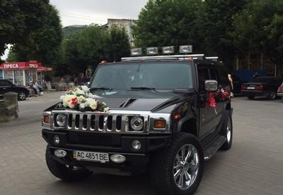 роман прокат авто на весілля - фото 2