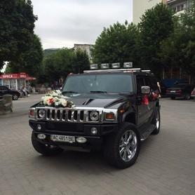 Прокат авто на весілля Хамер Крайслер Мерседес - авто на свадьбу в Ужгороде - портфолио 2
