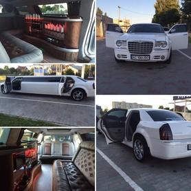 Прокат авто на весілля Хамер Крайслер Мерседес - авто на свадьбу в Ужгороде - портфолио 1