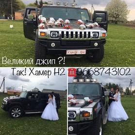 прокат авто лімузин хамер крайслермерседес - авто на свадьбу в Тернополе - портфолио 2