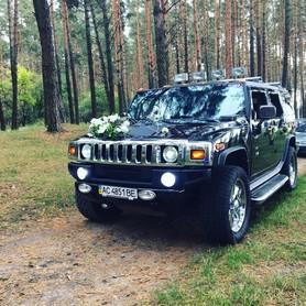 прокат авто на весілля Львів лімузин - авто на свадьбу в Львове - портфолио 6