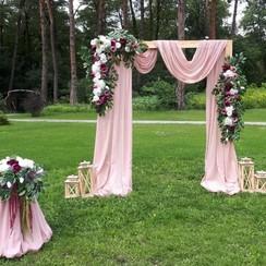 ЭНФЛЕРАЖ, студия свадебного декора - фото 4