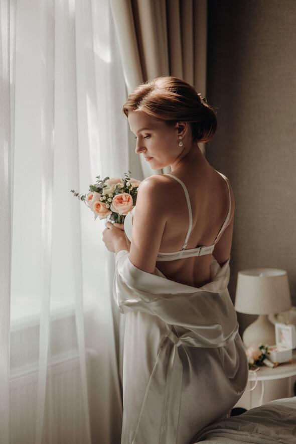 Камерная свадьба для двоих - фото №11