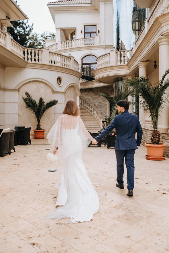 Свадьба Киевлян в Одессе - фото №50