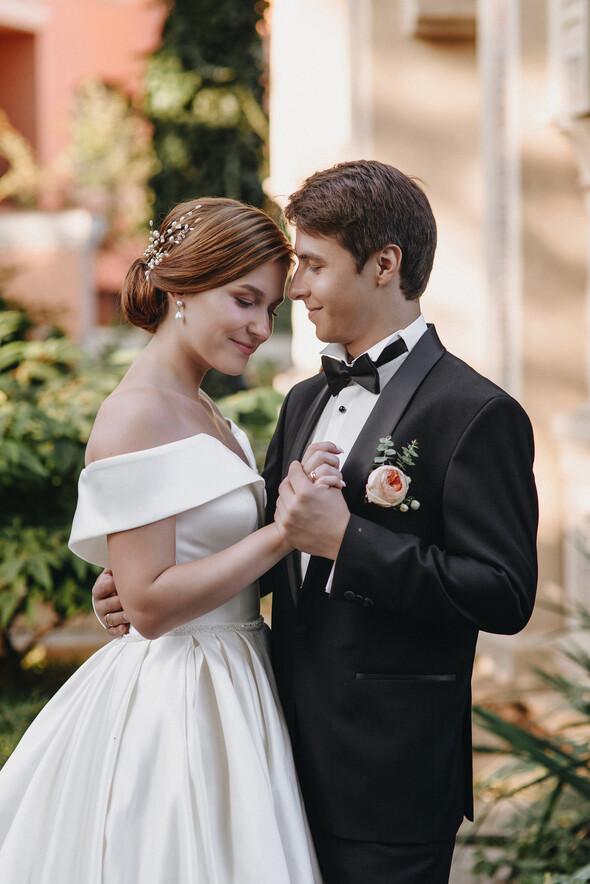 Камерная свадьба для двоих - фото №51