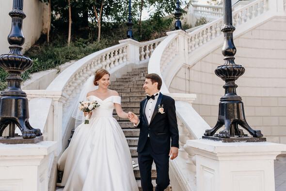 Камерная свадьба для двоих - фото №27