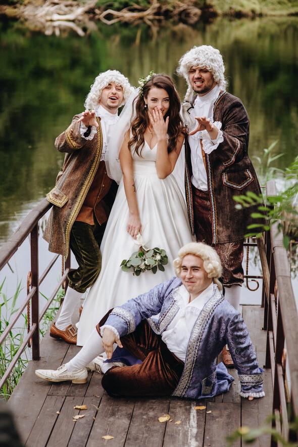 Свадьба Мюнхгаузен - фото №26