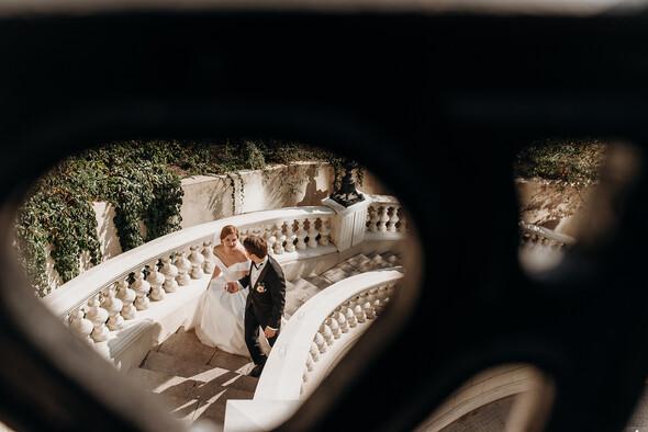 Камерная свадьба для двоих - фото №34