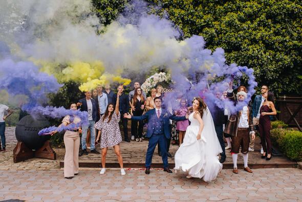 Свадьба Мюнхгаузен - фото №36